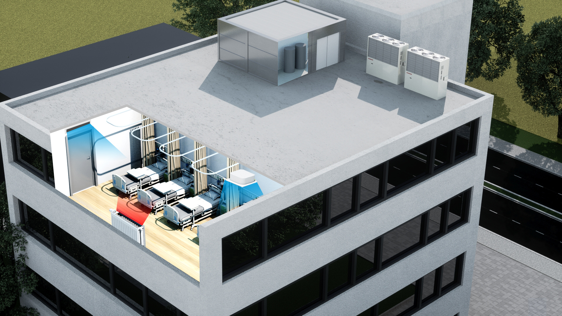 Charmant Elektrisches Verdrahtungsdesign Für Gebäude Galerie ...
